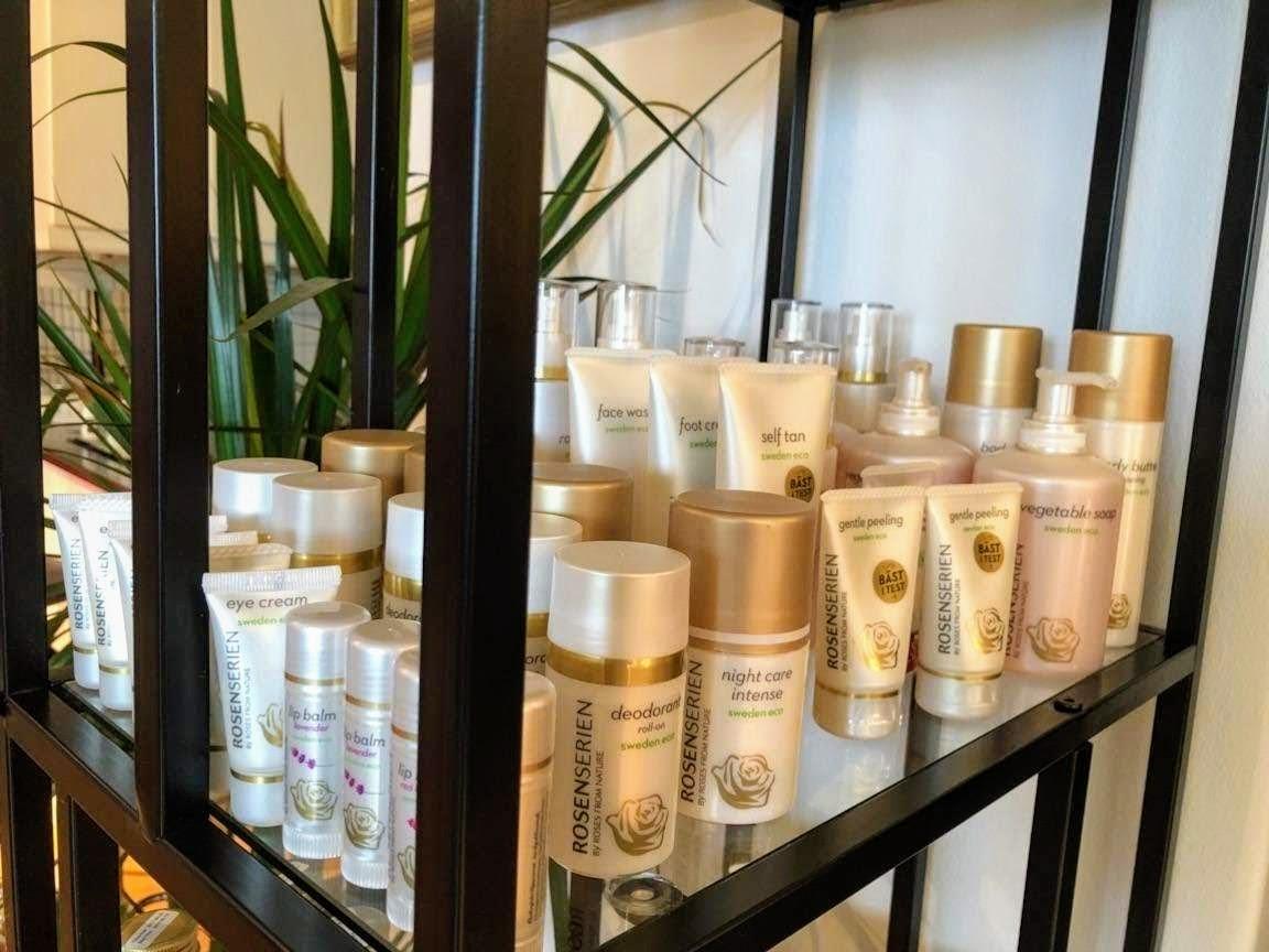 Produkter från Rosenserien